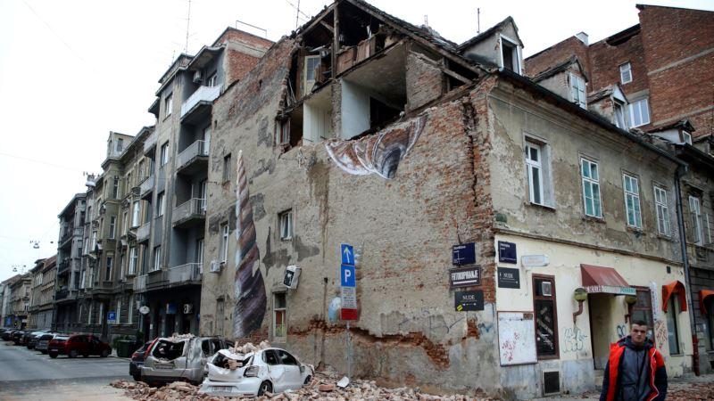 Nitko zadovoljan zakonom o obnovi Zagreba