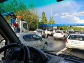 Nižu se saobraćajke: Još dve na auto-putu, prisutne kolone vozila