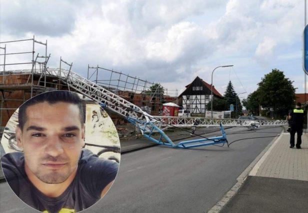 Njemačka: I.B.(30) iz Sjenice tragično izgubio život, Tutinac teško povrijeđen