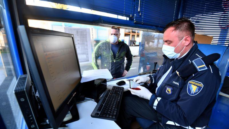Njemačka donirala Graničnoj policiji BiH opremu u vrijednosti od 850 hiljada eura