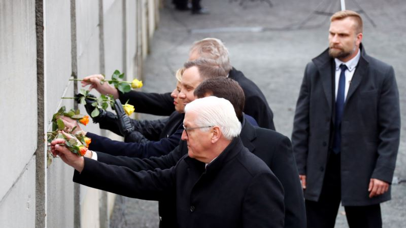 Njemačka obilježava 30 godina od pada Berlinskog zida