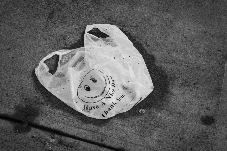 Njemačka zabranila plastične kese