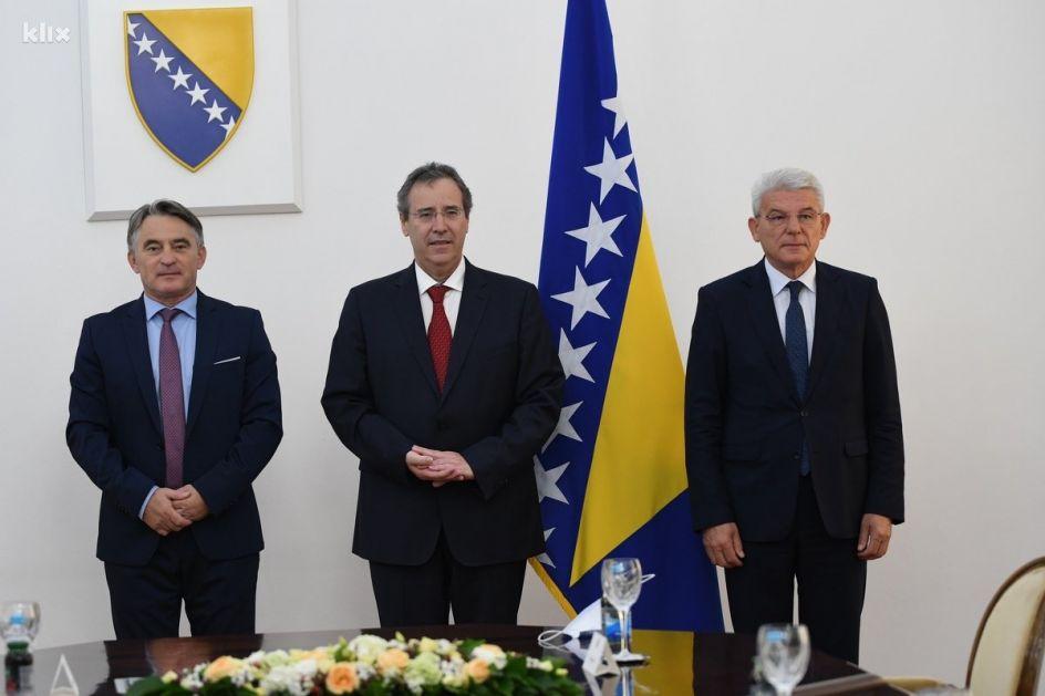 Njemački državni sekretar u Predsjedništvu BiH, Dodik nije došao