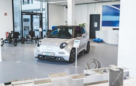Njemački narodni električni automobil