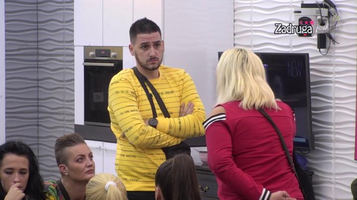Njihova rasprava TRESE ZADRUGU! Marija Kulić i Zola U KLINČU ZBOG ABORTUSA, a onda je on spomenuo svoju majku koja je Miljani poručila OVO!(VIDEO)