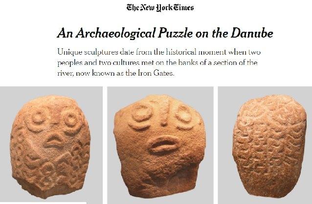 Njujork Tajms: Misteriozna priroda kulture Lepenskog Vira