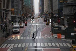 Njujork povećava broj službenika koji ubeđuju građane da se ne približavaju jedni drugima
