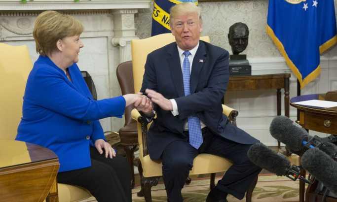 Njujorker: Iza kulisa NATO samita, kako je Tramp napao Merkelovu
