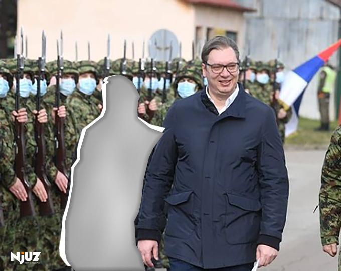 Njuz galerija: Vučić naložio brisanje Nebojše Stefanovića sa svih zajedničkih fotografija
