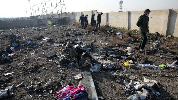 Njuzvik: Ukrajinski avion oboren iranskom raketom