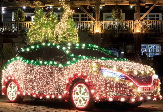 No comment: Nissan Leaf kao jelka