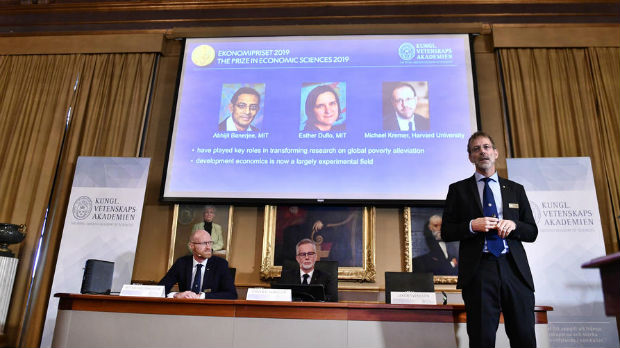 Nobelova nagrada ekonomistima za rad na smanjenju siromaštva u svetu
