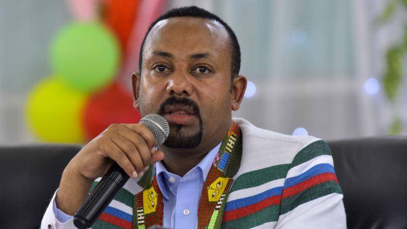 Nobelova nagrada za mir premijeru Etiopije Abiju Ahmedu