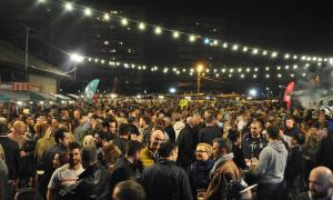 Noćni market na Kaleniću okupio nekoliko hiljada građana: Druženje, kupovina, degustacija trajali do ponoći