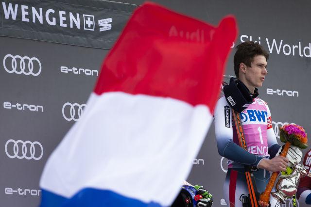 Noel pobednik slaloma u Vengenu