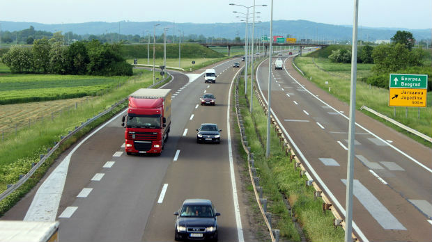 Normalizovan saobraćaj na auto-putu kod Jagodine