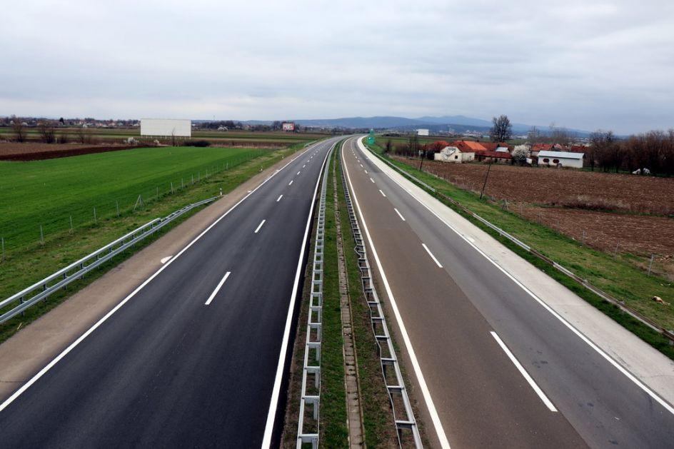 Normalizovan saobraćaj na deonici petlja Ljig-petlja Takovo