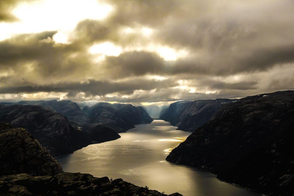 Norveška planira izgraditi tunel za brodove vrijedan 325 miliona dolara