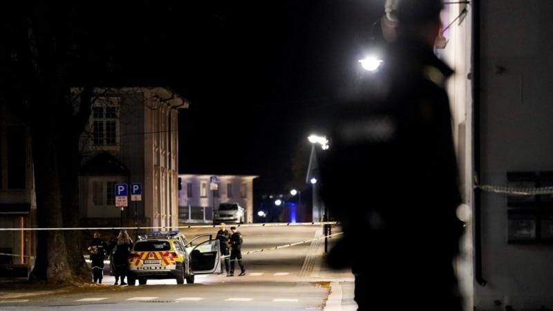 Norveška policija: Napad lukom i strelom - teroristički čin