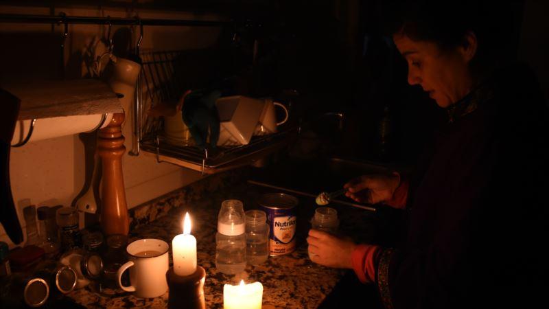 Nov nestanak struje u Venecueli