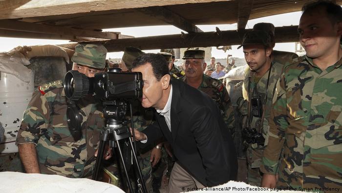 Nov ustav za Siriju?