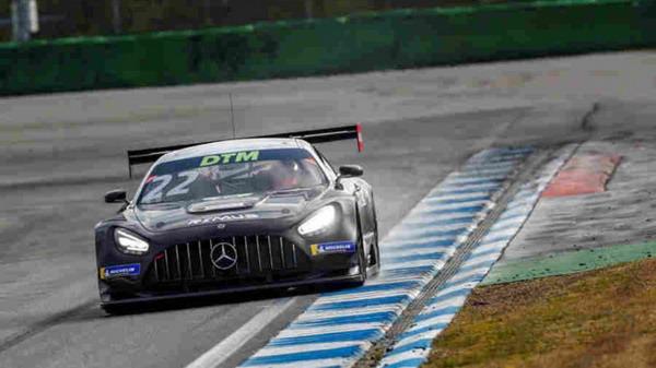Nova DTM pobeda za Mercedes: Auer slavio na Asenu