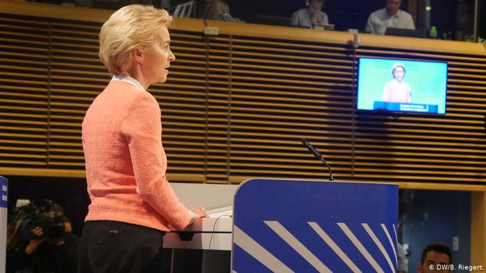 Nova Evropska komisija – tako izgleda kvadratura kruga