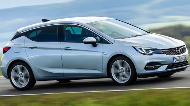 Nova Opel Astra po specijalnoj akcijskoj ceni vozila sa lagera