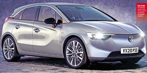 Nova Opel Corsa konačno najavljena