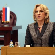 Nova PREDSEDNICA Republike Srpske PRELOMILA: PRVI KORAK je DOLAZAK u Srbiju!