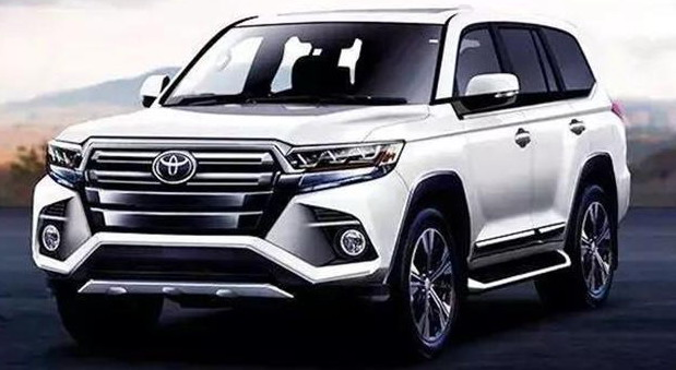 Nova Toyota Land Cruiser u aprilu sledeće godine