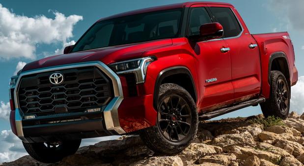 Nova Toyota Tundra i zvanično