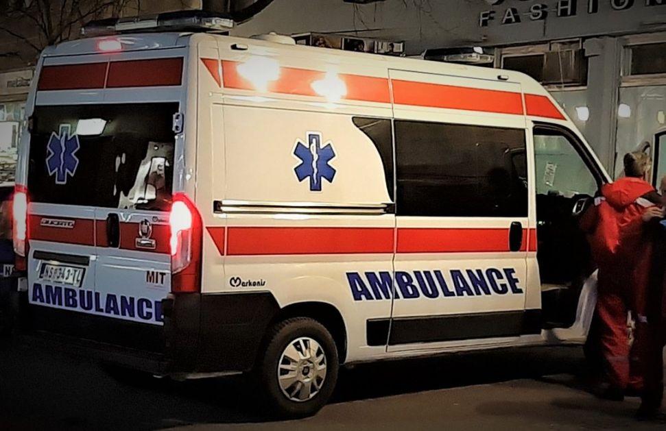 Nova Varoš: Pronađen muškarac na putu, preminuo u bolnici