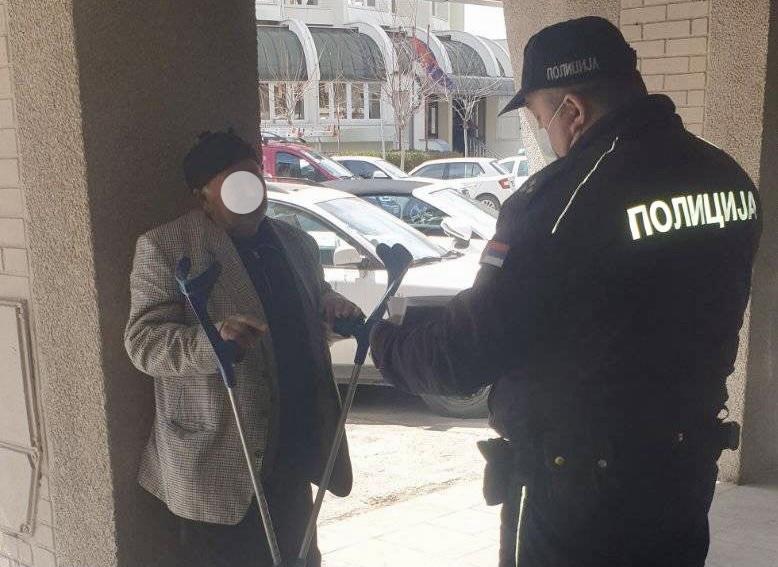 Nova akcija policije u Novom Pazaru – Privedeno na desetine prosjaka