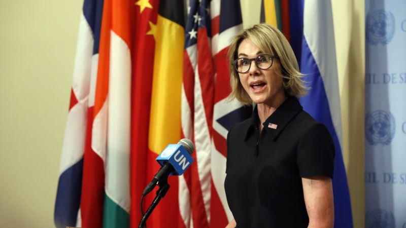 Nova ambasadorka SAD pri UN stupila na dužnost
