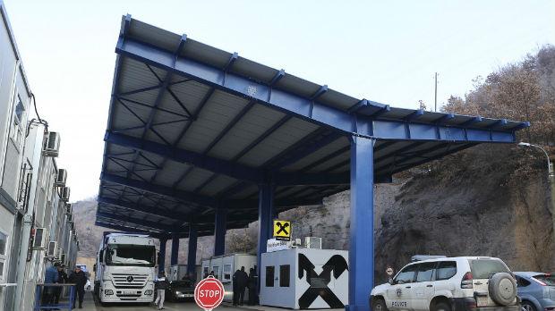 Nova blokada na prelazu Jarinje