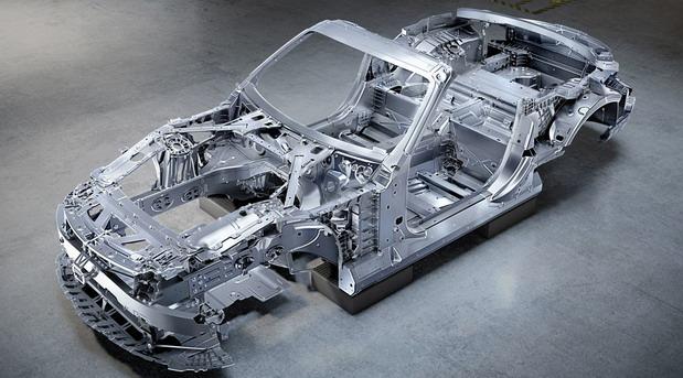 Nova generacija Mercedesa SL na novoj platformi