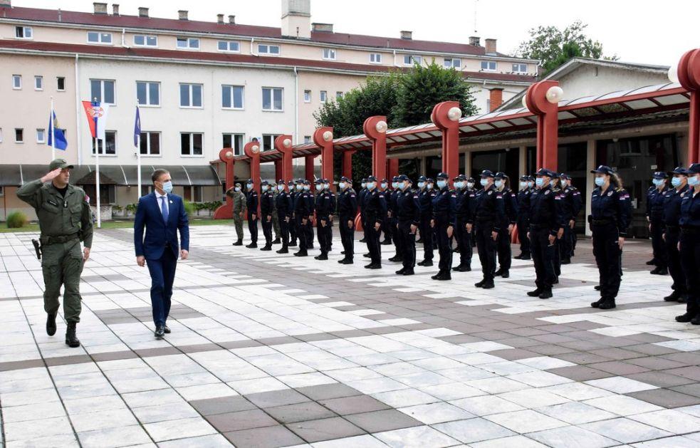 Nova generacija studenata Kriminalističko-policijskog univerziteta