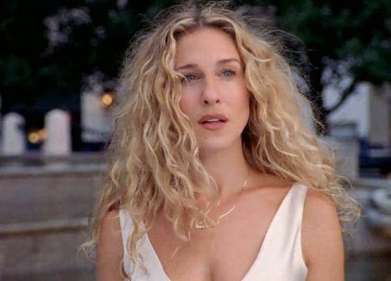 Nova hit frizura – Carrie Bradshaw lokne