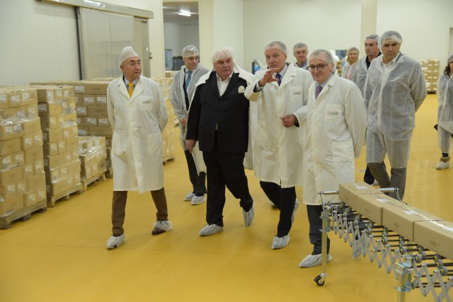 Nova investicija u Juhoru: Udvostručeni kapaciteti za proizvodnju fermentisanih kobasica