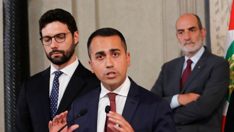 Nova italijanska koalicija pred raspadom?