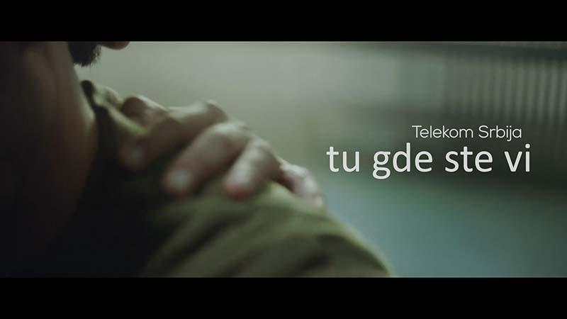 Nova kampanja Telekom Srbija je Tu gde ste vi