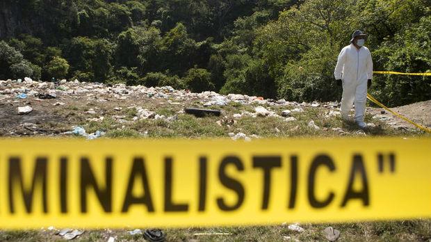 Nova masovna grobnica u Meksiku, u bunaru pronađena 44 tela