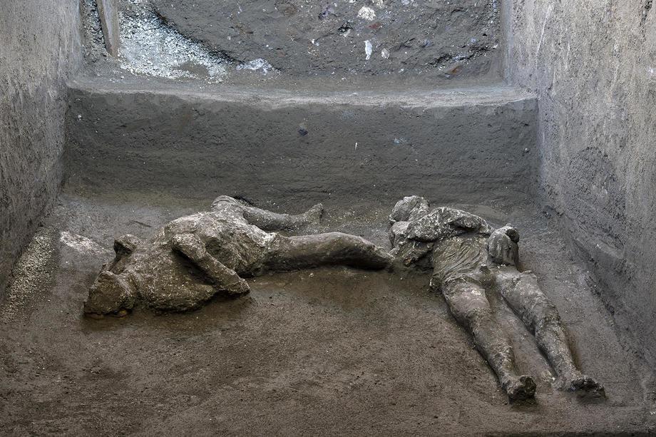 Nova otkrića u Pompeji