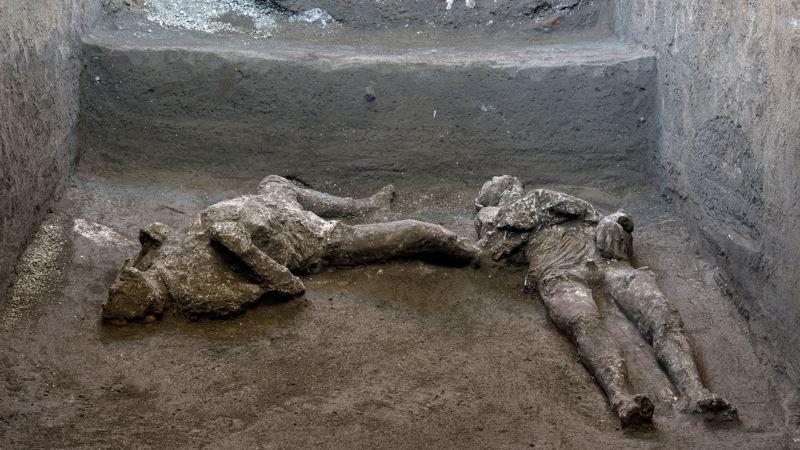 Nova otkrića u Pompejima