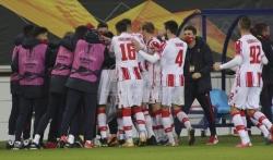 Nova pobeda fudbalera Crvene zvezde u Ligi Evropa