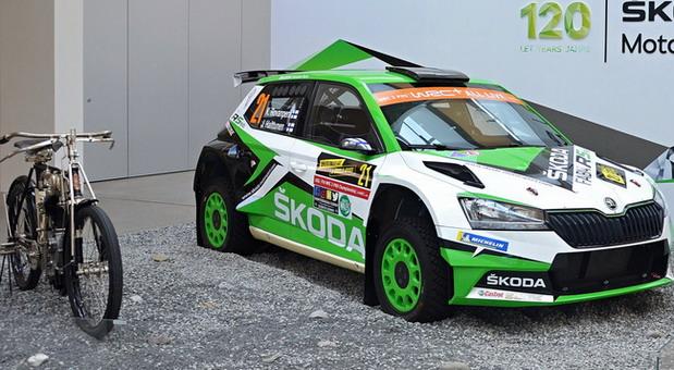 Nova posebna izložba u ŠKODA muzeju: 120 godina ŠKODA Motorsporta