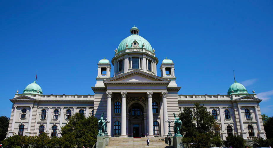 Nova sednica Skupštine Srbije