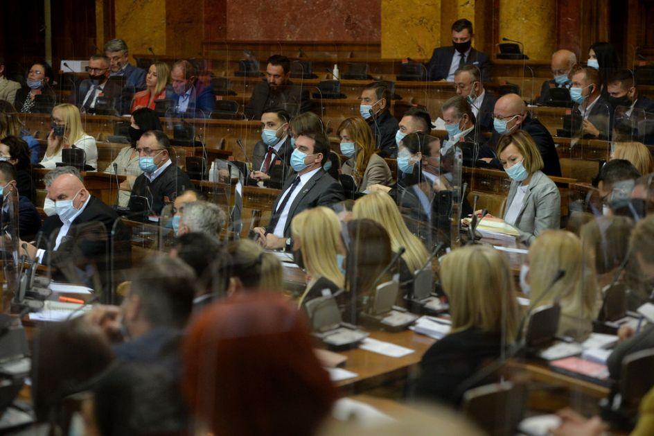 Poslanici završili raspravu o izveštajima nezavisnih državnih organa, sutra nastavak