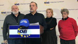 Nova stranka: Lažna borba za Kosovo